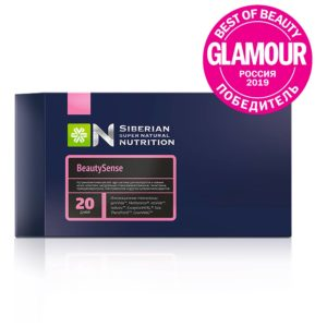 Коробка BeautySense - Siberian Super Natural Nutrition