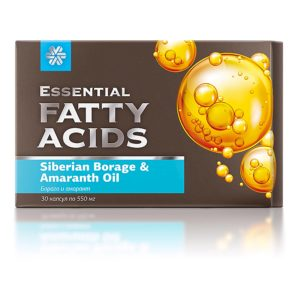 Коробка Бораго и амарант - Essential Fatty Acids