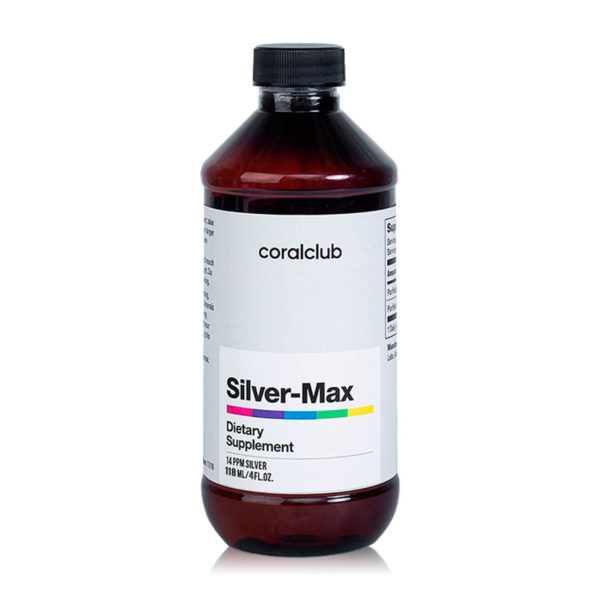 Одна бутылка Сильвер-Макс 118 мл Коралловый Клуб - Coral Club